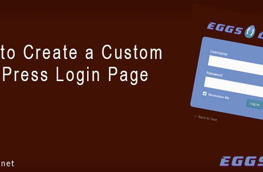 How to Create a Custom WordPress Login Page
