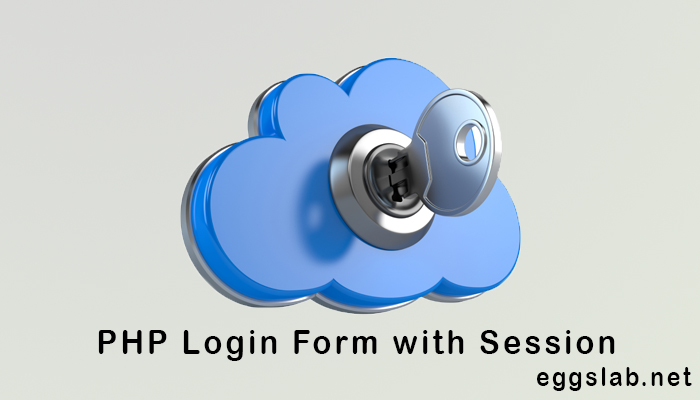 PHP Login Script with Session