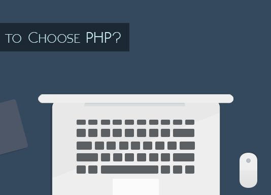 Why to Choose PHP