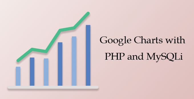 Google Chart with PHP and MySQLi Database using Google API